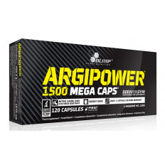 Olimp - ARGI POWER 1500 MEGA CAPS - 120 kaps.