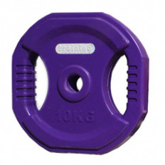 Obciążenie BODY PUMP 10 kg TSR (fioletowe)