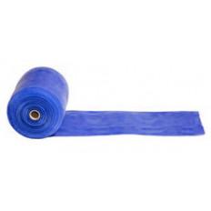 Taśma do ćwiczeń 45,5 m - niebieska mocna