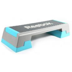 Step REEBOK (szaro-niebieski) + płyta DVD