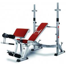 Ławka pod sztangę BH Fitness Optima Press