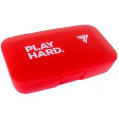 Trec - Pudełko na kapsułki PILL BOX (czerwone)
