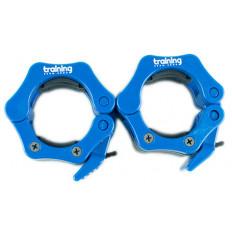 Zaciski LOCK JAW 2 sztuki TSR (niebieskie)