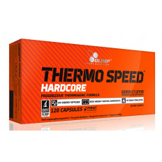 Olimp - THERMO SPEED HARDCORE MEGA CAPS - 120 kaps.