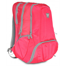 ENVOY BACKPACK FITMARK - Plecak sportowy + 2 posiłki (różowy)