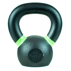 Hantla żeliwna kettlebell TOP TRAINING 4 kg - PROUD