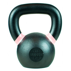 Hantla żeliwna kettlebell TOP TRAINING 8 kg - PROUD