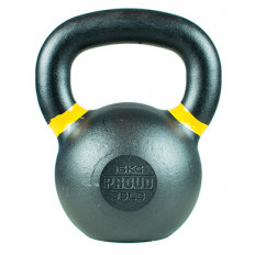 Hantla żeliwna kettlebell TOP TRAINING 16 kg - PROUD