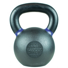 Hantla żeliwna kettlebell TOP TRAINING 20 kg - PROUD
