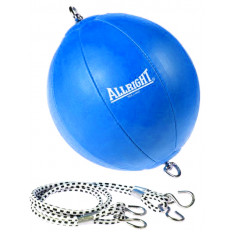 Gruszka bokserska refleksówka Allright (niebieska)