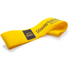 Guma Miniband lekka - LET'S BANDS (żółta)