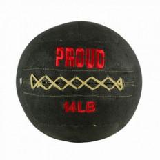 Piłka lekarska COMPETITION MEDICINE BALL 14 LB - PROUD