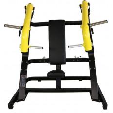Maszyna Incline Chest Press do treningu górnych mięśni klatki piersiowej i ramion GOLD LINE