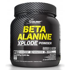 Olimp - BETA-ALANINE Xplode Powder - 420 g (pomarańcz)