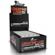Olimp - CREATINE MEGA CAPS - 120 kaps.