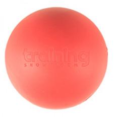 Piłka do masażu LACROSSE Training SHOW ROOM (czerwona)