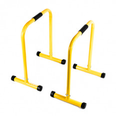 Poręcze wysokie PARALLETTES TSR (żółte)