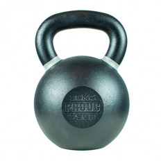 Hantla żeliwna kettlebell TOP TRAINING 36 kg - PROUD