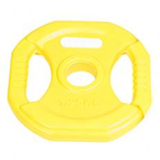 Obciążenie BODY PUMP 1,25 kg TSR (żółte)