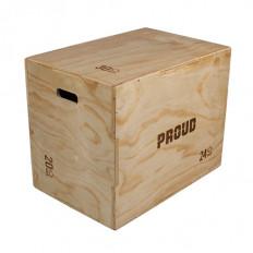 Skrzynia Do Wskoków PLYO BOX - PROUD