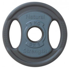 Obciążenie Olimpijskie Poliuretanowe 5 kg Natural Strength