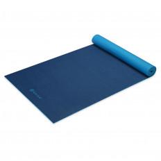 Mata do jogi dwustronna NAVY & BLUE 6 mm 61698 GAIAM