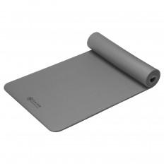 Mata fitness z paskiem 10 mm GAIAM 63321 (szara)