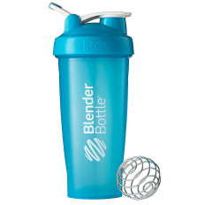 SHAKER CLASSIC - 820ml Blender Bottle (aqua)