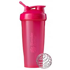 SHAKER CLASSIC - 820ml Blender Bottle (pink)