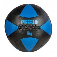 Piłka lekarska WALL BALL ELITE 8 kg - PROUD