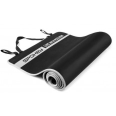 Mata do ćwiczeń fitness FLEXMAT V Spokey (czarna)
