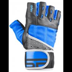 Rękawiczki RAYO III Spokey (niebieskie)