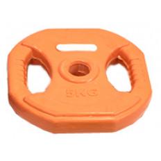 Obciążenie BODY PUMP 5 kg TSR (pomarańczowe)
