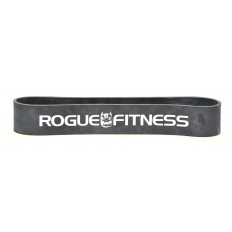 Guma treningowa krótka Monster Band 45,5 kg ROGUE (czarna)