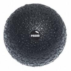 Piłka do masażu EPP BALL 8 cm - PROUD (czarna)