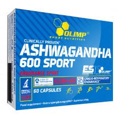 Olimp - ASHWAGANDHA 600 SPORT - 60 kaps.