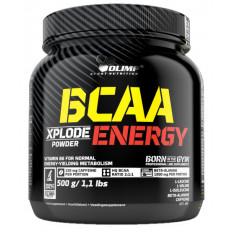 Olimp - BCAA XPLODE ENERGY - 500 g