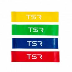 MINI BANDS PROFESSIONAL zestaw gum oporowych TSR