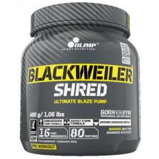 Olimp - BLACKWEILER SHRED - 480 g