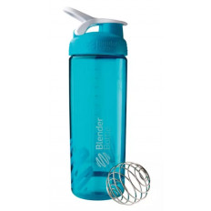 SHAKER SPORTMIXER SLEEK - 820ml Blender Bottle (aqua)