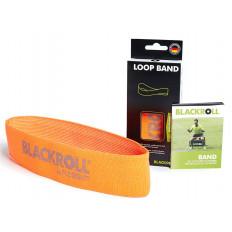 Taśma lekka LOOP BAND 30 cm BLACKROLL (pomarańczowa)