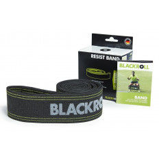 Taśma RESIST BAND ekstremalnie mocna BLACKROLL (czarna)