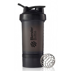 SHAKER PROSTAK - 650ml Blender Bottle (czarny)
