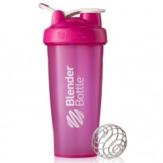 SHAKER CLASSIC - 820ml Blender Bottle (różowy)