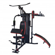 Atlas z ławką MULTIGYM PRO BMG 4700, stos 66kg Body Sculpture