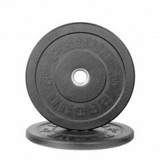 Obciążenie olimpijskie BUMPER PLATES BY HI-TEMP 2.0 5kg - PROUD