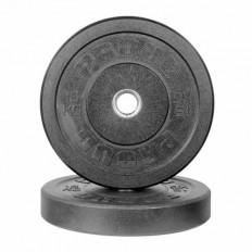 Obciążenie olimpijskie BUMPER PLATES BY HI-TEMP 2.0 15kg - PROUD