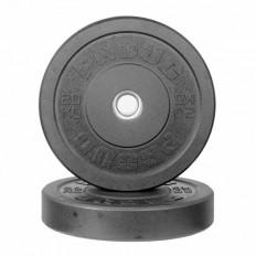Obciążenie olimpijskie BUMPER PLATES BY HI-TEMP 2.0 20kg - PROUD