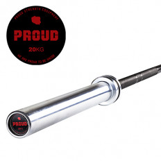 Gryf Olimpijski MEN`S TRAINING BAR 220 cm - PROUD