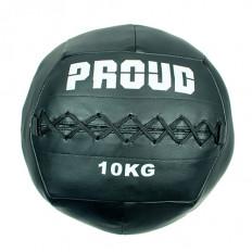 Piłka lekarska WALL BALL/ MED BALL 10kg - PROUD
